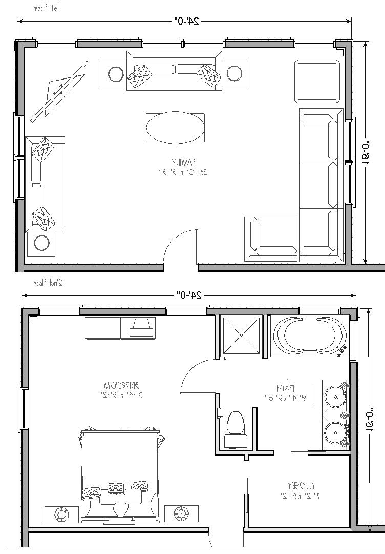 Room addition plans photos for Floor plans for additions