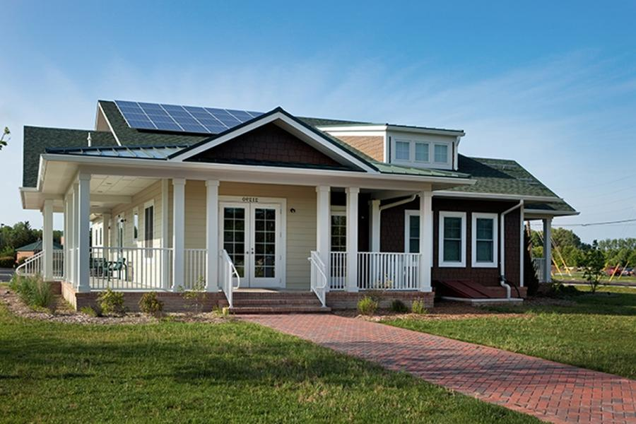 Energy House at Delaware Technical and Community Collegeu...