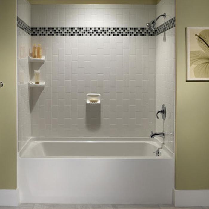 Ceramic Tile Tub Surround Photos