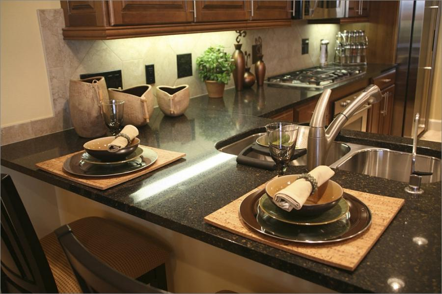 granite kitchens photos