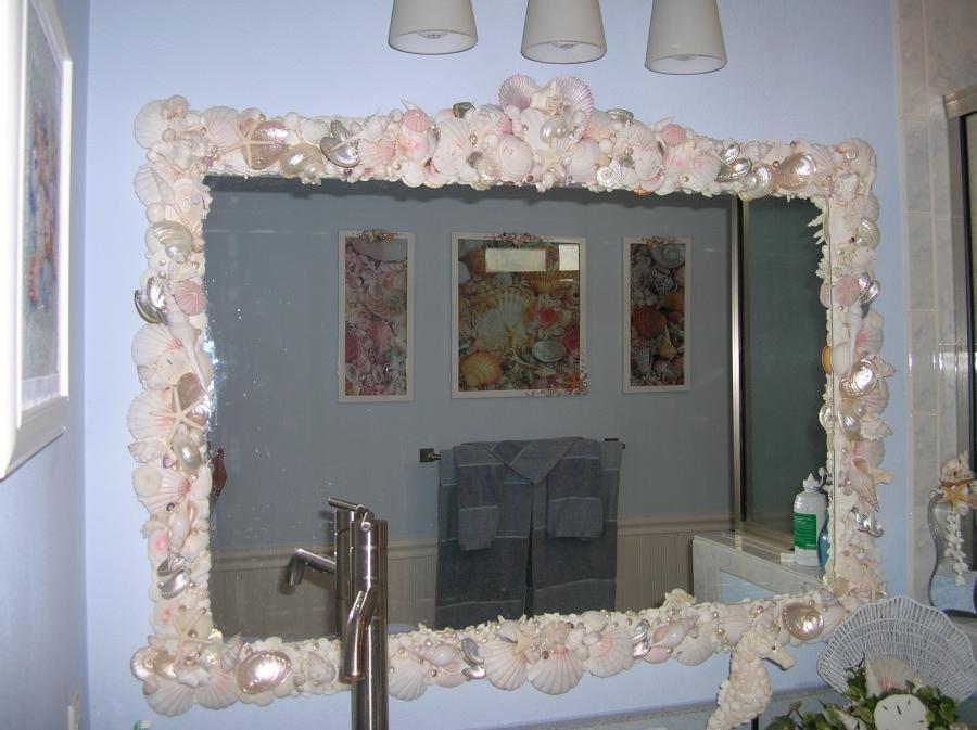 Simple Porthole Wooden Mirror More Bathroom Mirrors Wooden Mirror Beach Decor