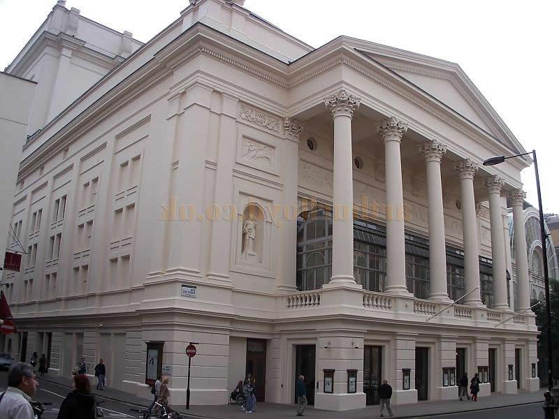 Royal opera house photos london for Royal opera house covent garden
