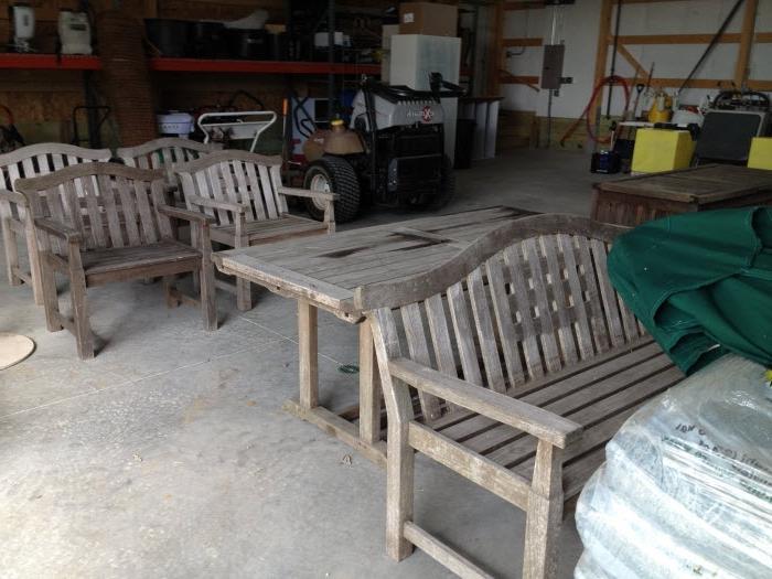 Smith hawken furniture photos