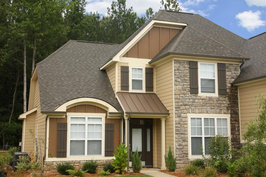 Photos of homes with hardiplank siding James hardie cost