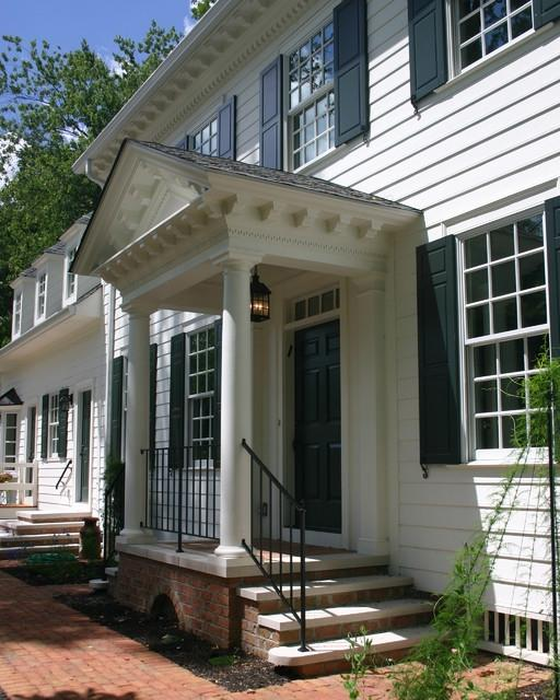 Front Porch And Stairs Designs Photos