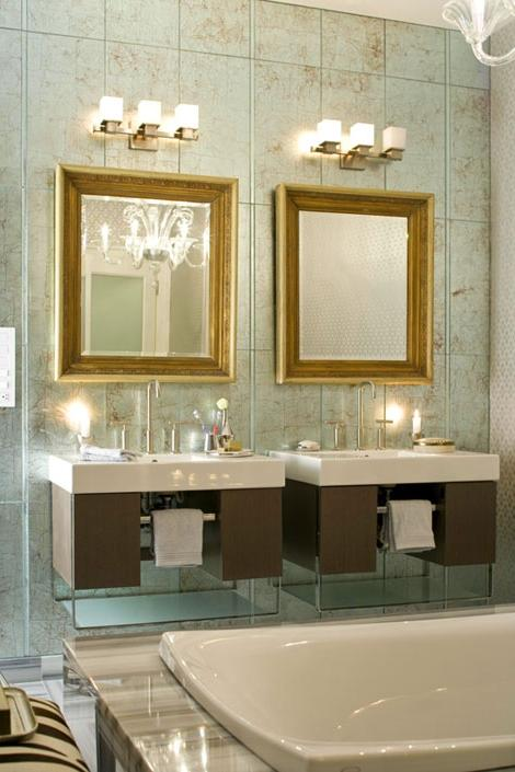 Architectural digest bathroom photos for Architectural digest bathrooms 2016