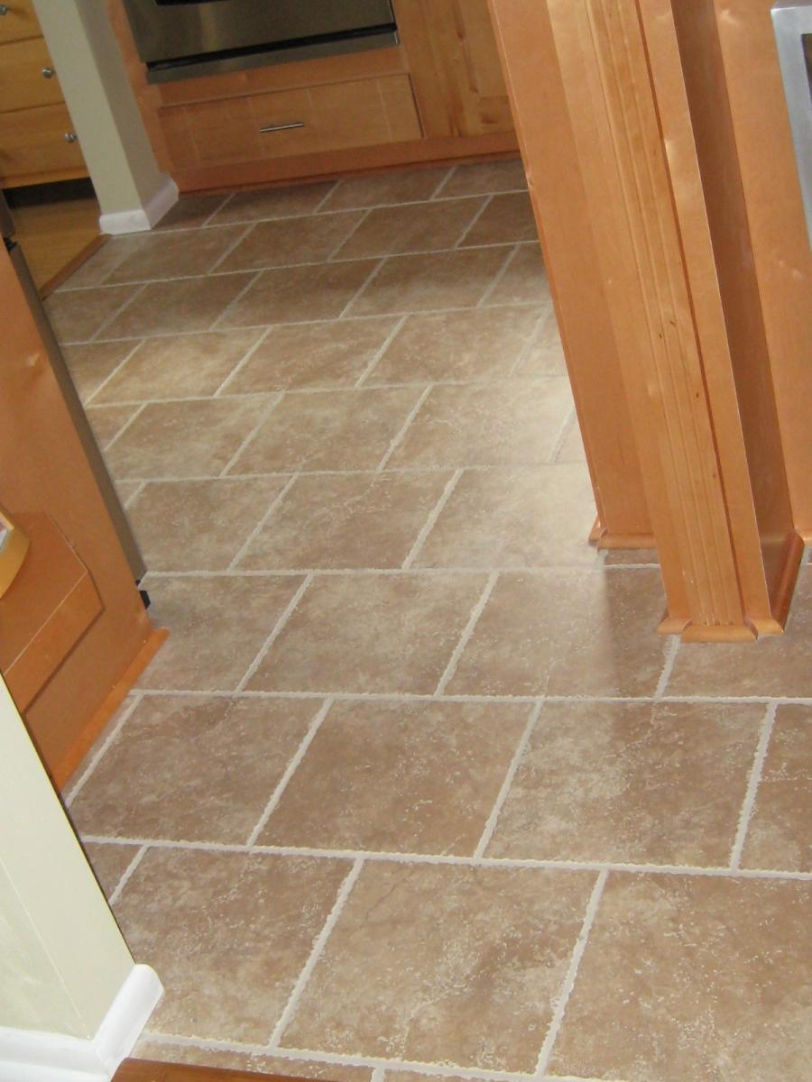 Tile Flooring Photos