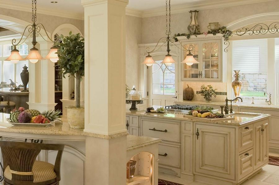 Colonial kitchen photos for French colonial kitchen designs