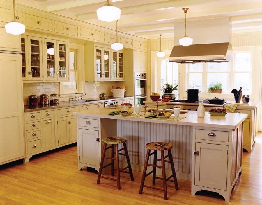 Victorian kitchen photos for Edwardian kitchen designs