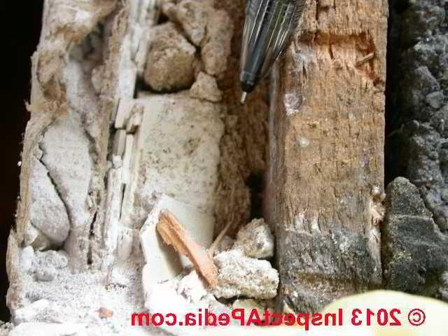 Asbestos drywall photos for Does drywall have asbestos
