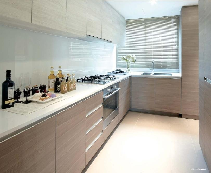 Kitchen cabinet design singapore photo gallery for Carpenter for kitchen cabinets