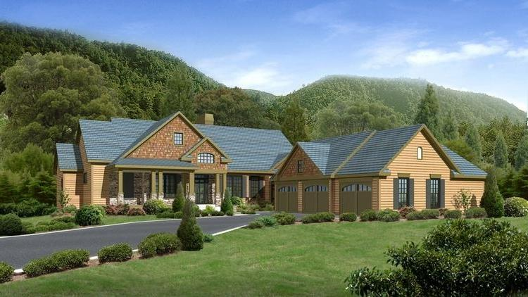 Cabin House Plans With Photos