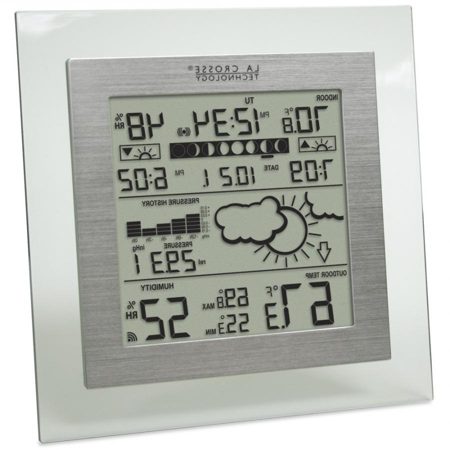 sharp atomic wireless weather station manual