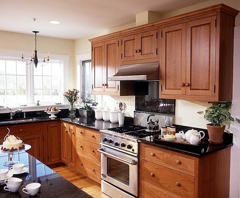 Rooms Style Retro Kitchen Design Cabinets Shaker Style Shaker Beige