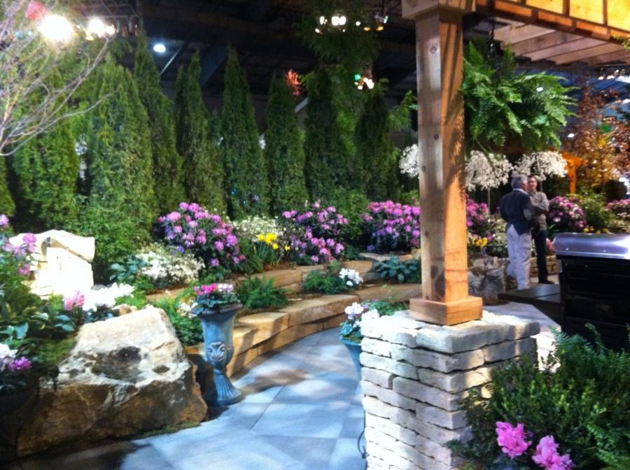 Great Garden Home Photos