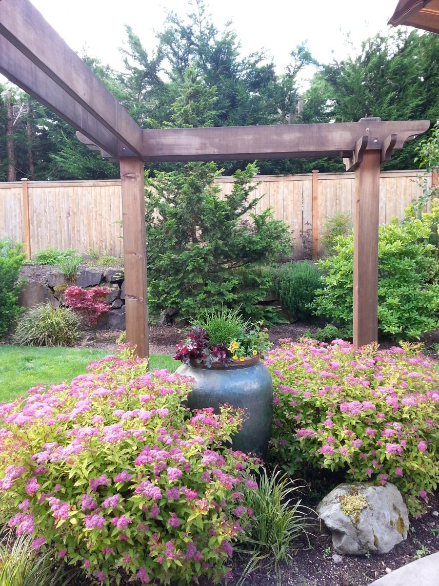 Garden Focal Point Photos