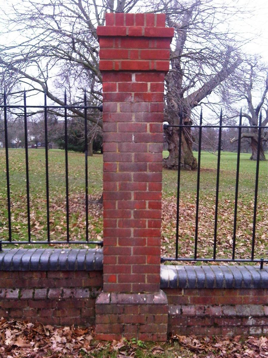 Brick Piers Photos