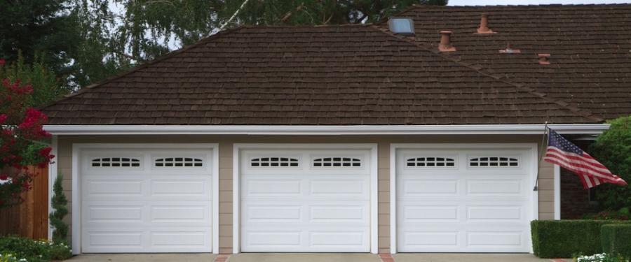 Residential Garage Door Photos