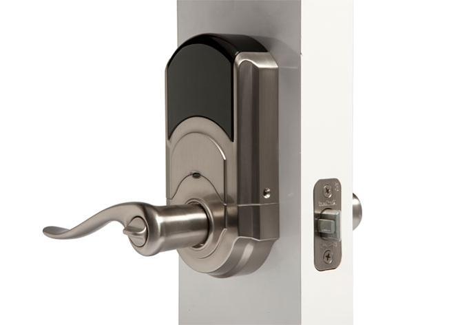 Door locks photos for Automatic door lock for home