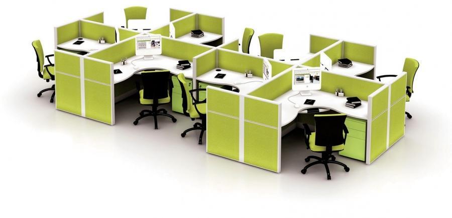 Modular Office Furniture Photos