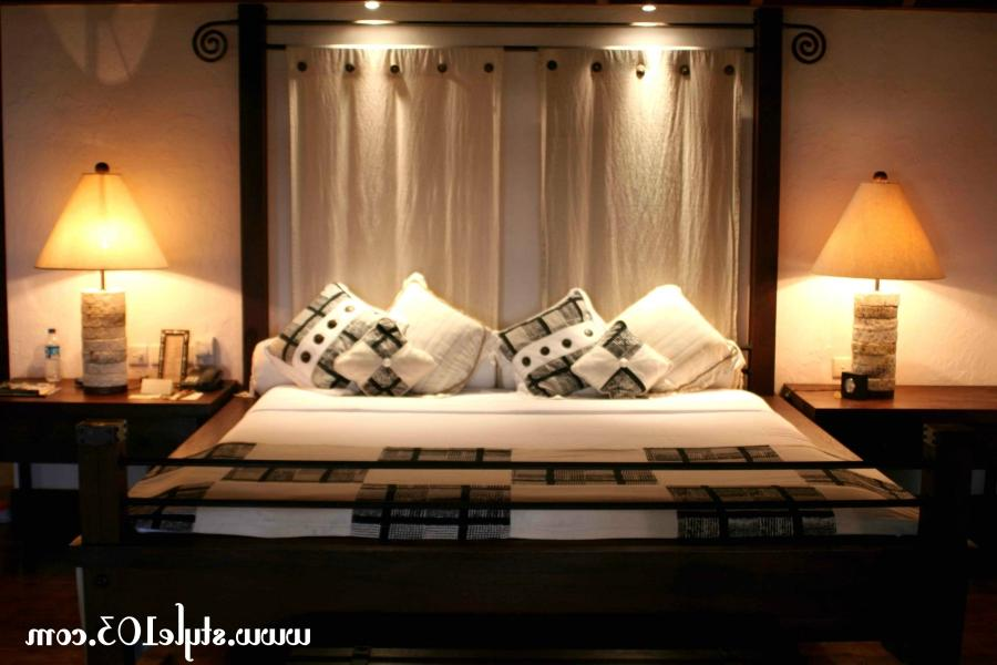 First night room decoration photos for Romantic night bedroom