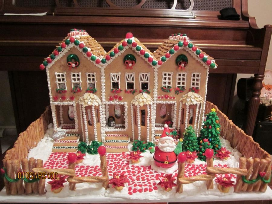 amazing gingerbread house photos