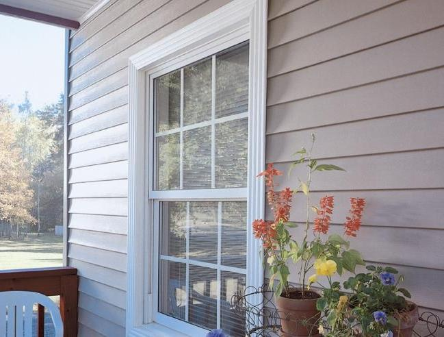Norandex Linen Siding Photos