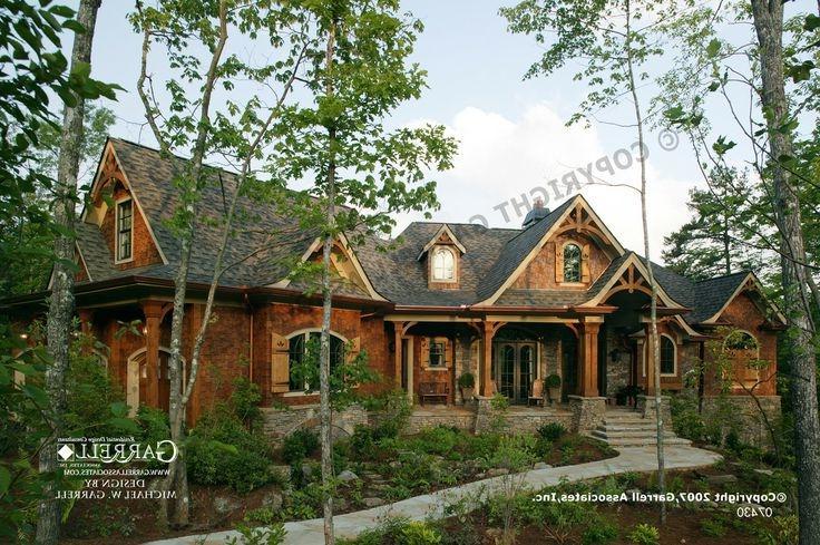 Garrell Associates House Plan Photos