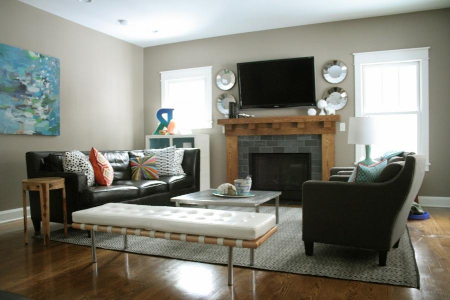 Living Room Layout Photos