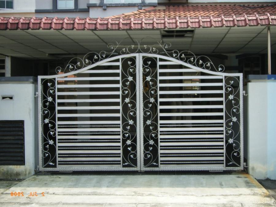 Front gate design ideas front gate design of house ideas for Front gate design