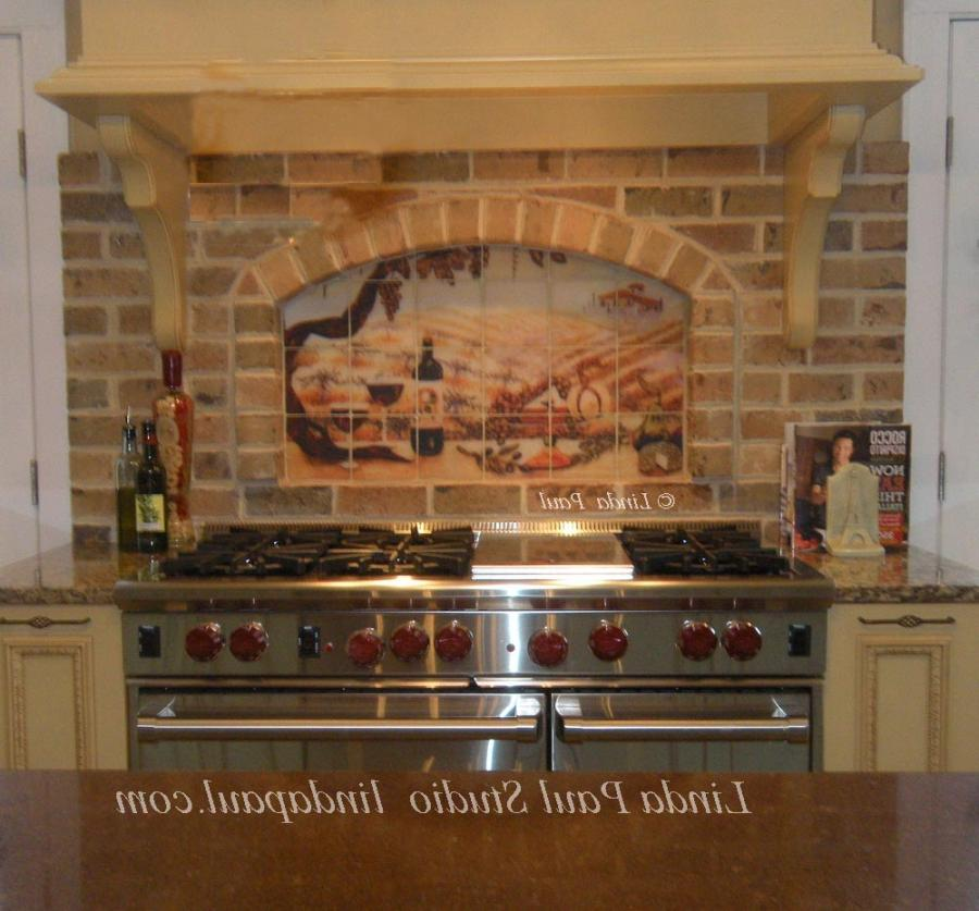 Country Kitchen Backsplash Photos