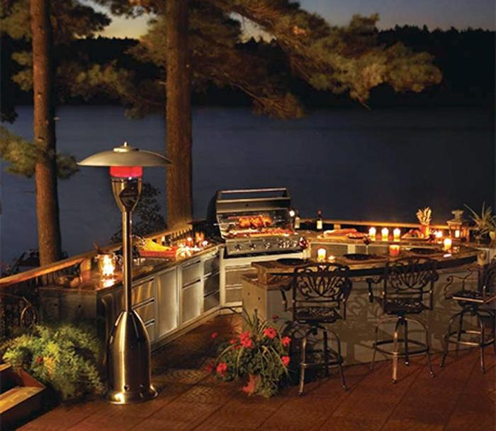 Luxury Outdoor Kitchen: Photos Of Luxury Outdoor Kitchens