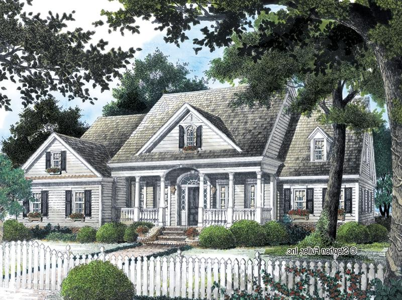 Valleydale House Plan Photos
