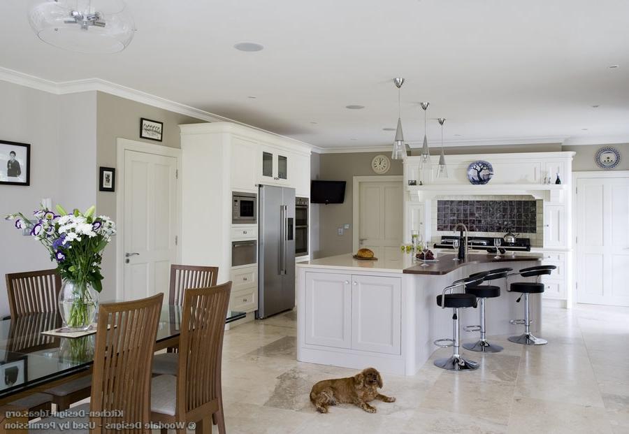 Open Plan Kitchen Photos