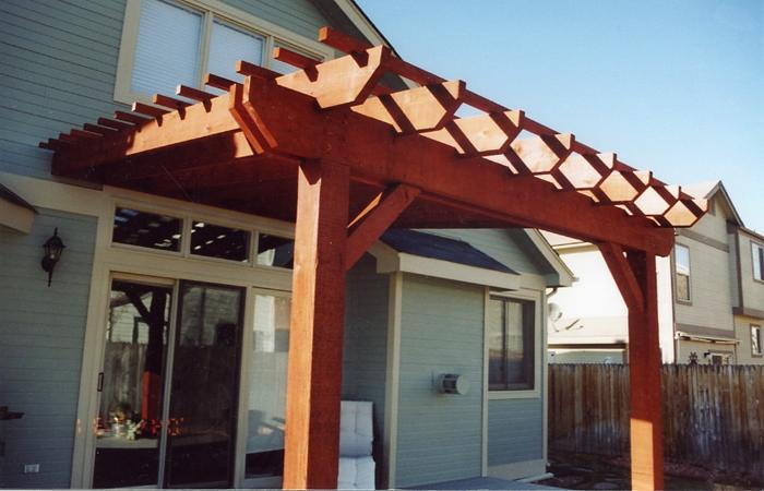 pergolas - Longmont, Boulder and Northern Colorado