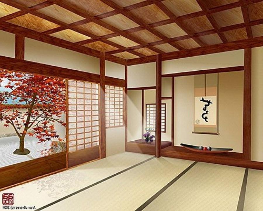 Traditional Japanese Interior Design Photos