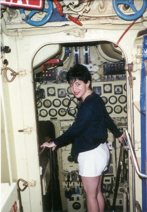 Submarine Control Room Photos