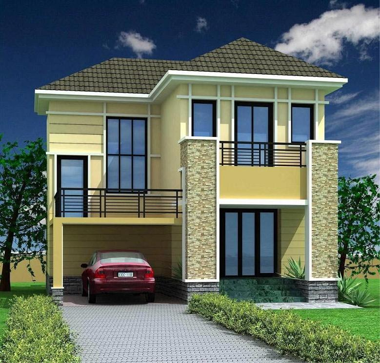 independent house elevation photos india