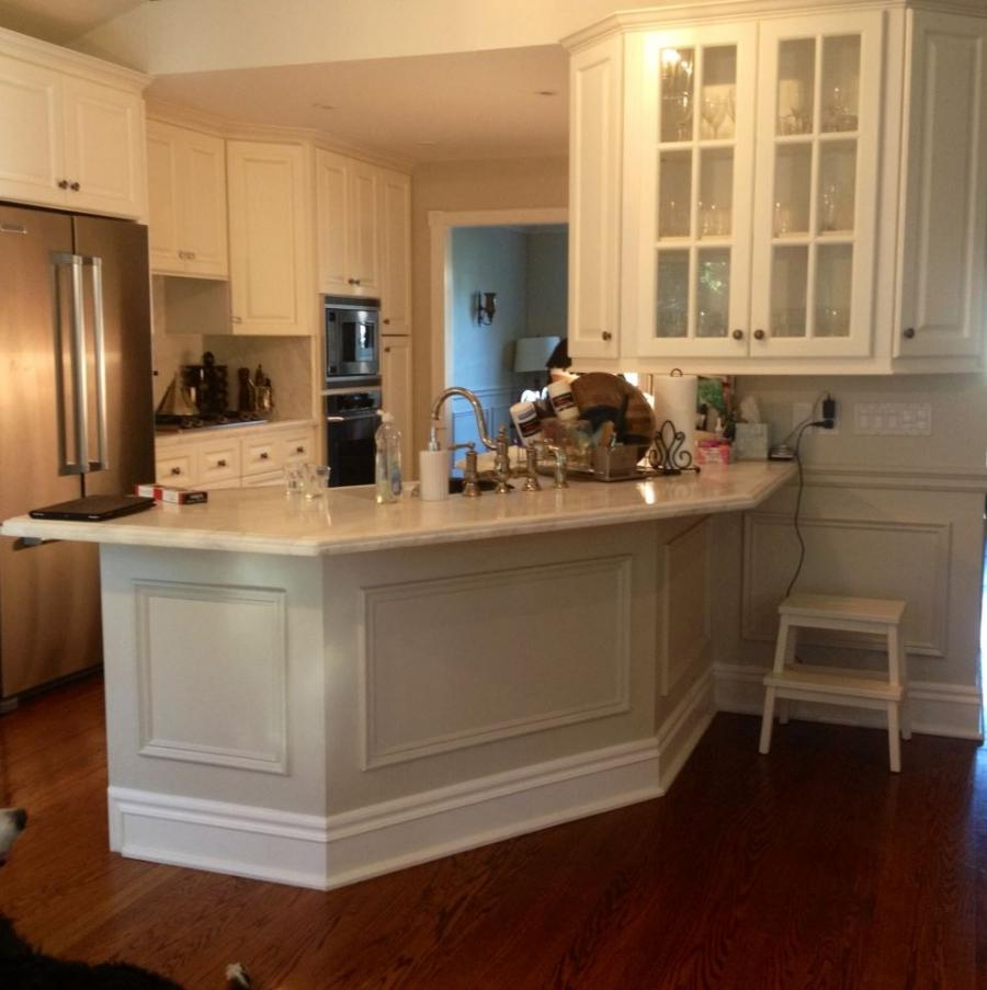 Kitchen Wall Wainscoting: Wainscoting Kitchen Photos