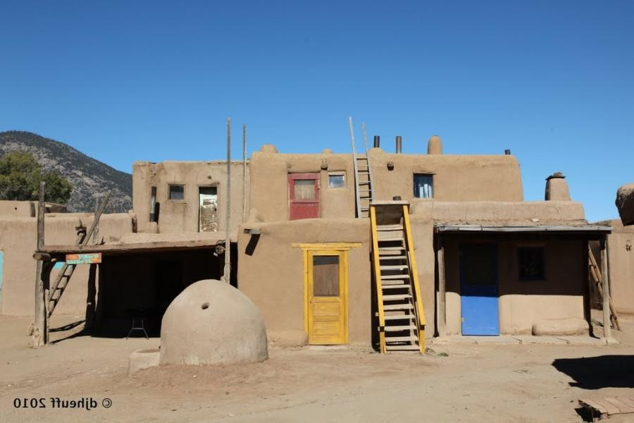 Mexican Adobe Tiny House House Design And Decorating Ideas