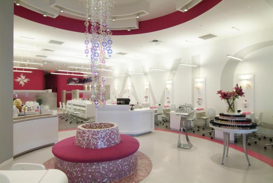 Nail salon interior design photos - Nail salon interior design photos ...
