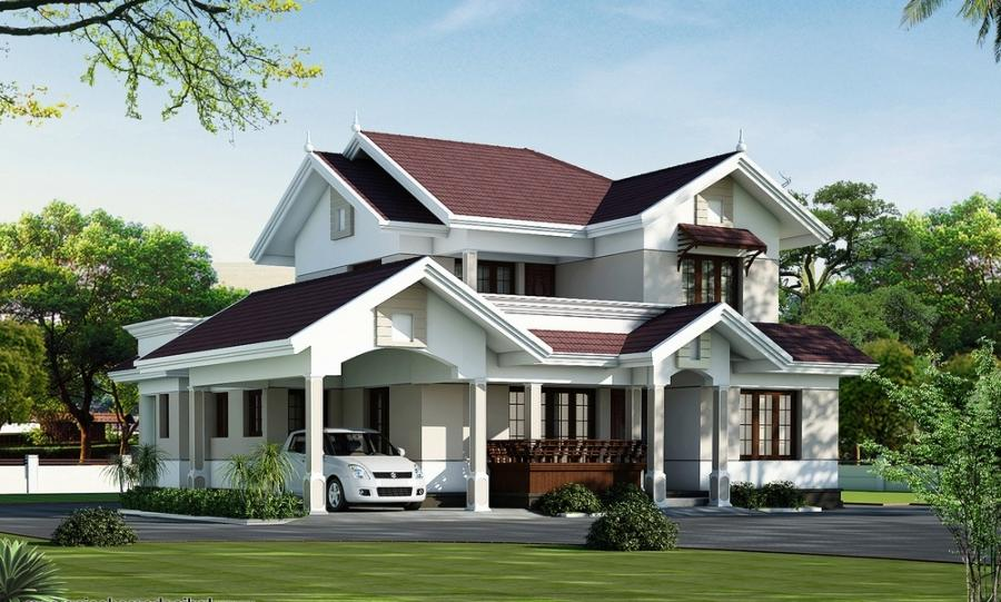 ... Photos - 1x1 Trans Latest Kerala Square House Design At 1700 Sq Ft