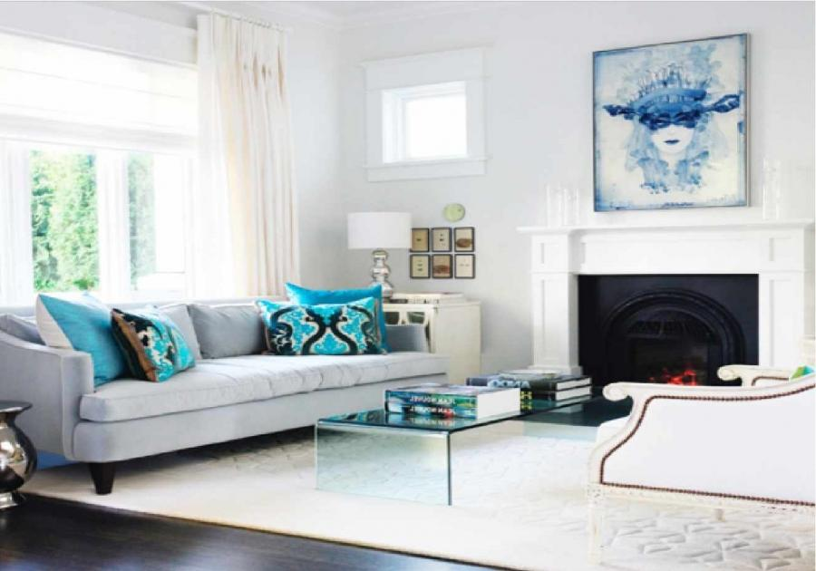 Living room decorating photo examples for Minimalist interior design meaning