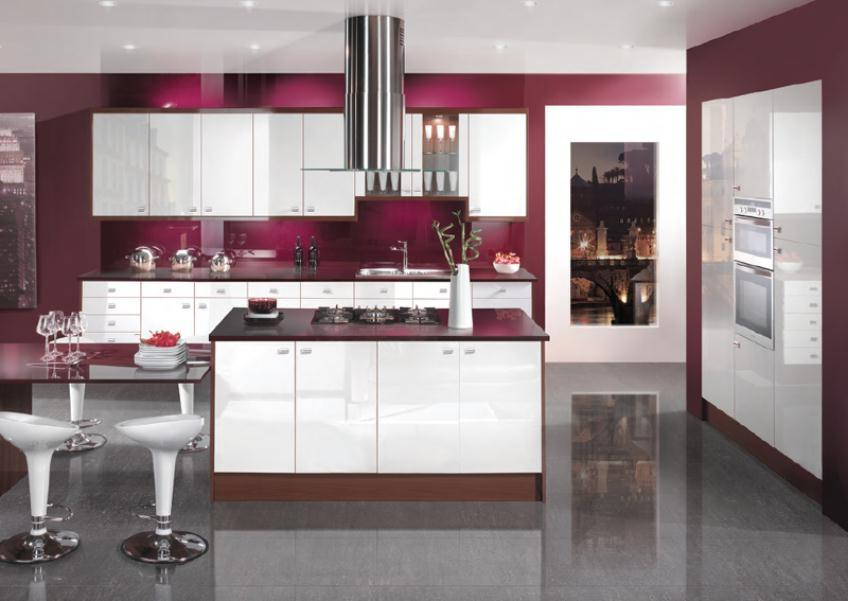 Creative Kitchen Cabinet Design Pictures With Graceful...