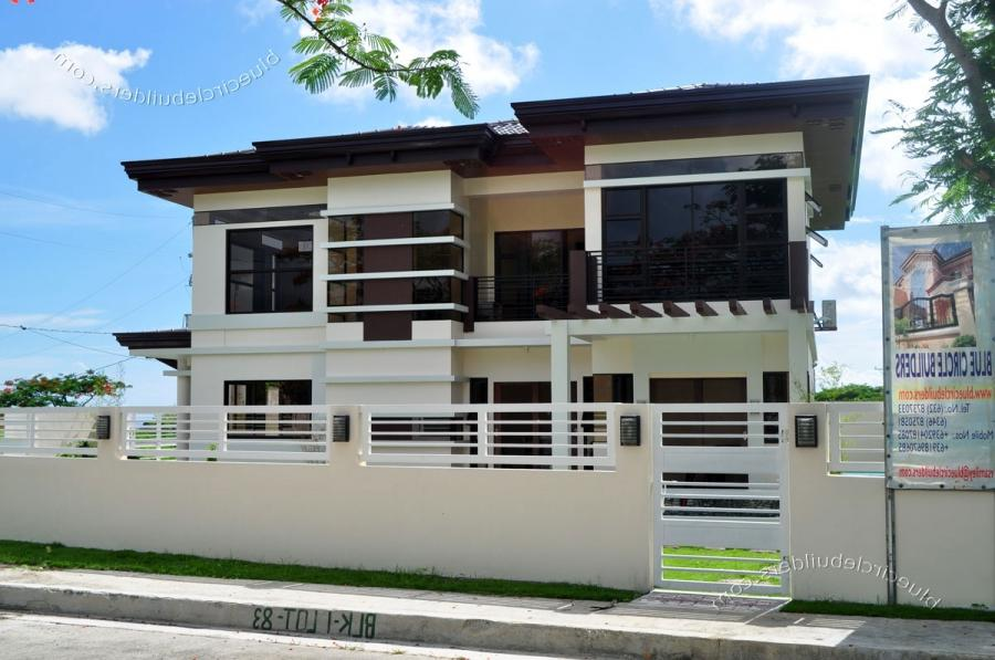 2 story house plans photos philippines for Philippines house design 2 storey