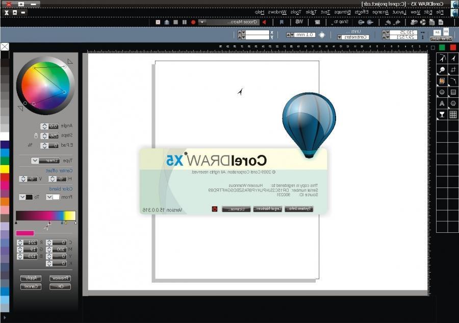 Corel draw x5 portable software download