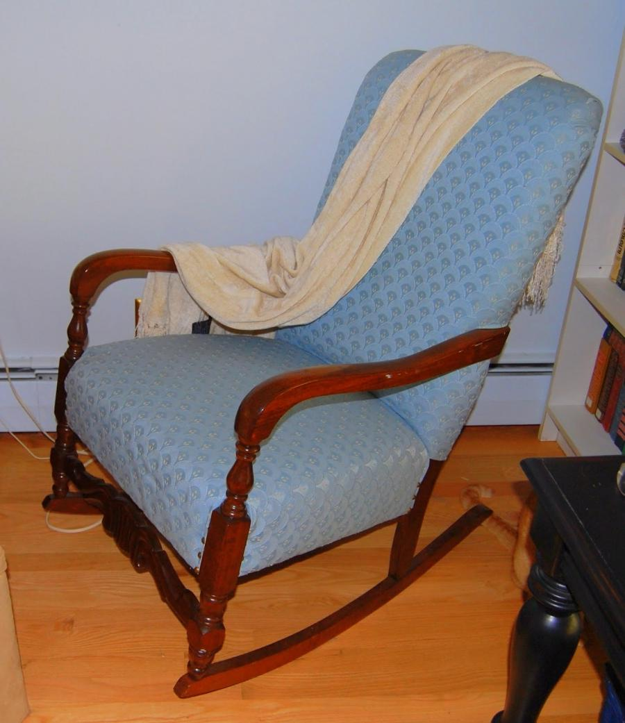 Antique Furniture Appraisal: Appraisal Photos Of Antique Rocking Chairs