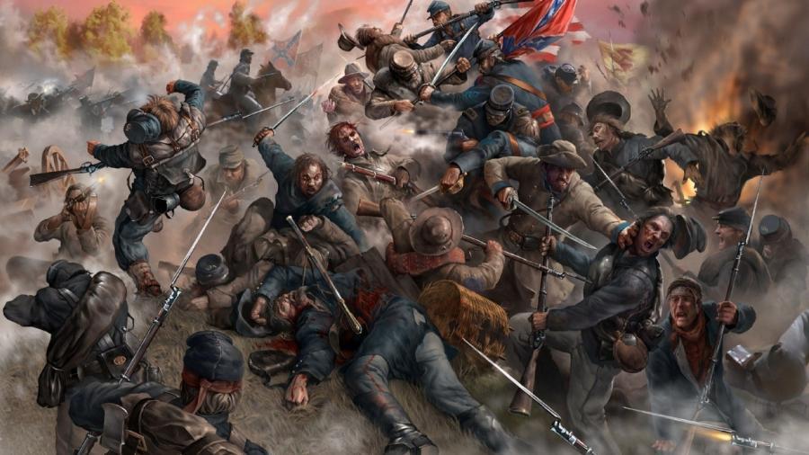 Civil War Photo Wallpaper