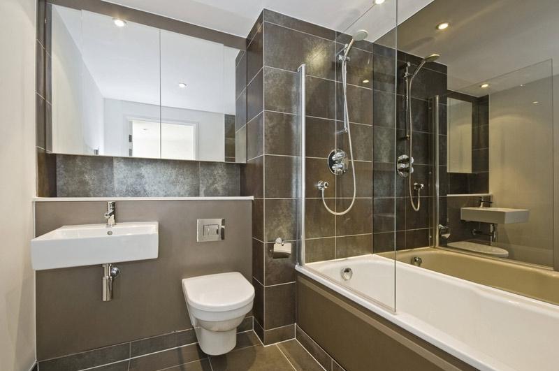 Remodeling bathroom photos for Bath remodel los angeles