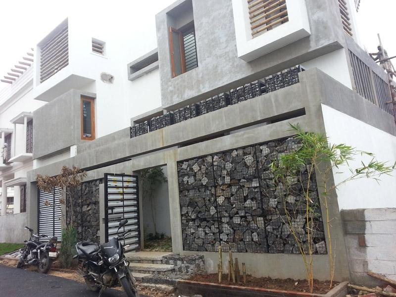 Good design house photos chennai for Architecture design for home in tamilnadu